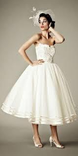 268 best tea length short wedding dresses images
