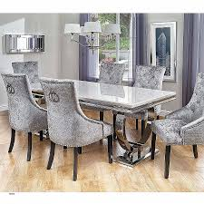 glass chrome dining table chairs awesome awesome dining room table and 6 chairs gallery liltigertoo