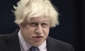 Boris Johnson - Luxembourg Herald