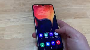 Test Samsung Galaxy A50 Smartphone Notebookcheckcom Tests