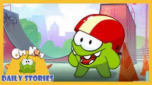 Om Nom - Ếch xanh tinh nghịch | Daily Stories – tập 10 | Phim hoạt hình hay  nhất 2019 - YouTube