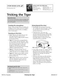 Tricking The Tiger Pm Resources Product Category Rigby