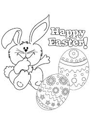 Easter Color Sheets Printable Happy Coloring Pages Printable Easter