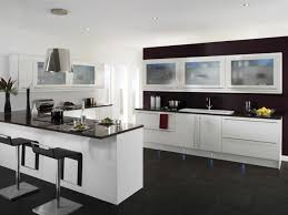 walls painting ideas kitchen black accent wall floor tiles kitchen island