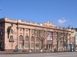 Ленинградский проспект отель Советский бывший ресторан  Ленинградский проспект 32 2 отель Советский бывший ресторан Яр