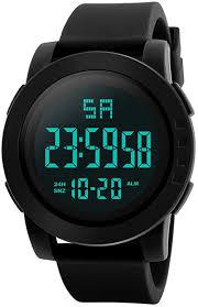 Zarupeng <b>Smart Sports Watches Men's</b> Analog Digital LED <b>Watch</b> ...