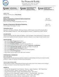 Python Developer Resume Sample Best Of Sas Programmer Resume Sample Programmer Resume Wonderful Resume