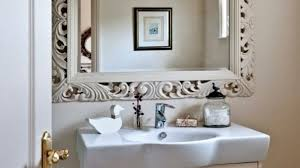 Awesome Best 25 Frame Bathroom Mirrors Ideas On Pinterest Framed At