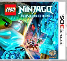Lego Ninjago Nindroids Nintendo 3DS, Software Pyramide online kaufen