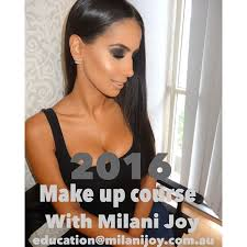milani joy sydney bridal editorial makeup course only a few spots left makeup artist services makeup gele learning cles