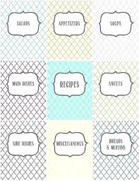 Homemade Cookbook Template Template For Cookbooks Velorunfestival Com