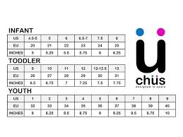 Chus Shoes Size Chart Chus