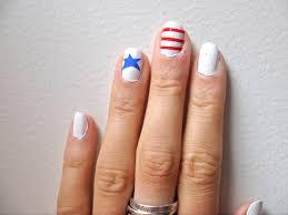 diy american flag nail art pumps iron