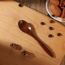 details about new soup bamboo coffee teaspoon wooden spoon japanese style mini