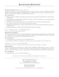 Fha Loan Processor Sample Resume Podarki Co