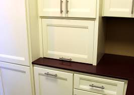 Appliance Garages Kitchen Cabinets Not Your Average Kitchen Cabinets Thompson Remodeling Homes