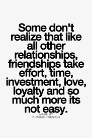Quotes About Relationships And Friendships Stunning Are Friendships Effortless Best Friends For Never