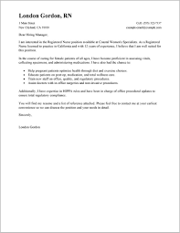 Cover Letter For Any Job Position Example Cover Letter Resume