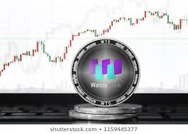 Wtc Cryptocurrency Chart Wtc Coin Images Stock Photos Vectors Shutterstock