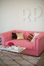 My Style Republic Modern Pink Sofa Inspirations And Options Redford