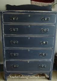 diy black chalk finish paint drawers chalk paint and paint furniture