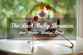 The Best Baby Bouncer for Your Little One - A Mom and Baby Blog