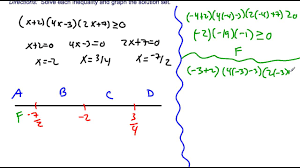 section 9 5 ex 3 solving a third degree polynomial inequality