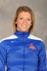 Kylie Smith - 2012-13 - Swimming and Diving - American University