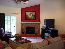 fireplace furniture arrangement. How To Arrange Living Room Furniture With A Corner Fireplace Arrangement R