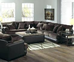 area rugs with leather furniture elegant brown leather sofa