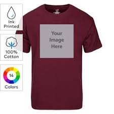 Decorate Your Own Clothes Custom T Shirts T Shirt Design And Printing Vistaprint