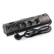 <b>Сетевой фильтр CROWN</b> CMPS-10 (CM000001811) — купить в ...