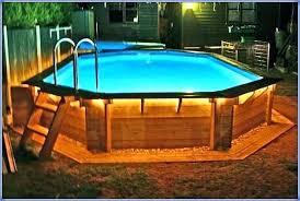 semi inground pool ideas. Semi Inground Pool Ideas Kits Small Remodeling Half