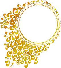 gold frame border png. Frame Clip Art At Clker.com - Vector Online, Royalty Free \u0026 Public Domain Gold Border Png