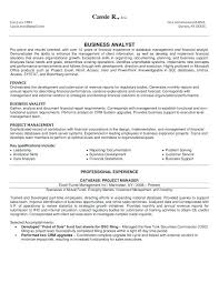 Resume Samples For Business Analyst Entry Level Best of Resume Examples Business Analyst Resume Web