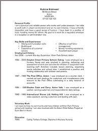 cv templatye cv template 6 resume cv