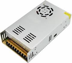 200-400-1, Источник <b>питания Slim</b> 12V DC, 34A, 400W с ...