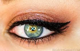 makeup geek eyeshadow look duo chrome burgundy bronze burgundy4
