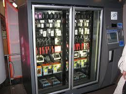 AtT Vending Machines