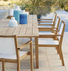 crate barrel outdoor furniture. Our Exclusive Regatta Outdoor Dining Chair Cuts A Clean Classic Love This Furniture From Crate Barrel I