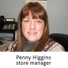 Penny Higgins - Cook's Pharmacy Shavertown