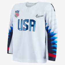 Nike Nhl Jersey Size Chart Nike Team Usa Replica Mens Hockey Jersey