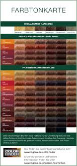 Logona Hair Dye Color Chart Logona Herbal Hair Colour 040 Flame Red