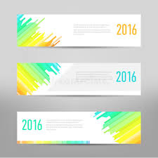 banner design template modern banner business banner flyer design vector layout