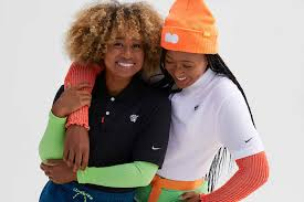 Late july, it was revealed that comme des garcons and naomi osaka would be working together on a nike blazer mid. Naomi Osaka S New Nike Collection Just Dropped