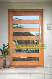 clear glass front door. Brilliant Front Wood Pivot Hinge Doors 6mm Clear Glass Entry Door For Salein Doors From  Home Improvement On Aliexpresscom  Alibaba Group Throughout Clear Glass Front Door