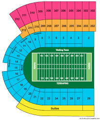 Byrd Stadium Seating Chart Maryland Football Stadium Seating Map Elcho Table