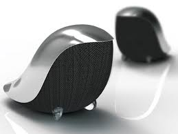 cool speakers design. bird, speakers, sound, portable, loud, sound quality, cute, awesome cool speakers design p