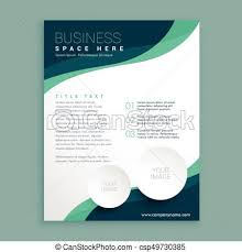 Business Flyer Pamphlet Brochure Design Template In A4
