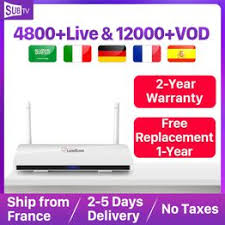 Leadcool France IPTV Box Android 8.1 IP TV 1 Year SUBTV ... - Vova